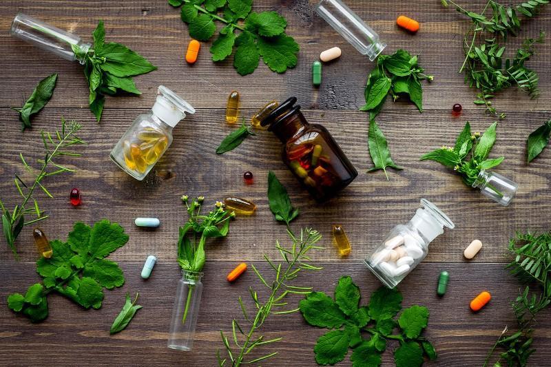 pharmacie, phytothérapie